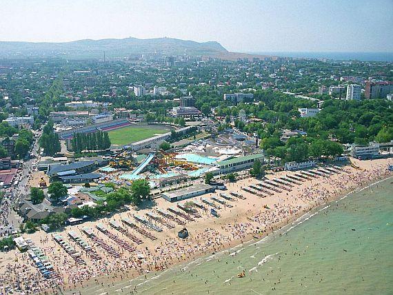 Анапа город курорт