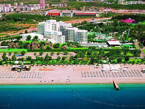 Анталия - город курорт в Турции