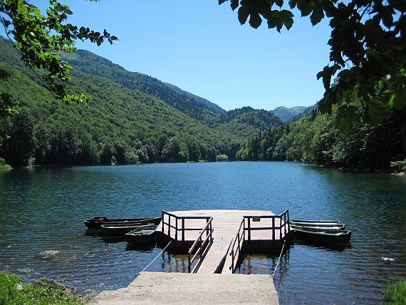 Черногория. Биоградское озеро