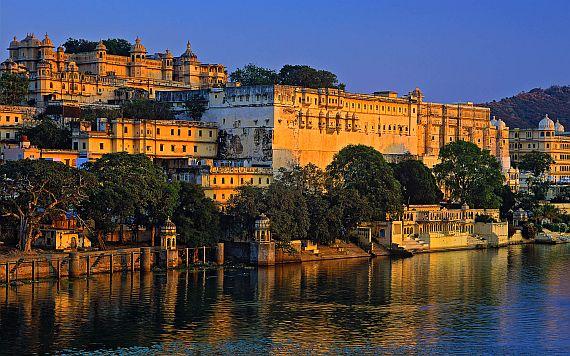 Древняя страна Индия