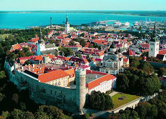 Эстония архитектура
