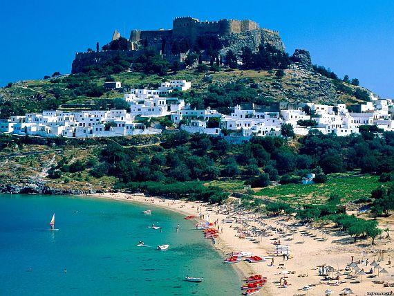 Греция остров Родос