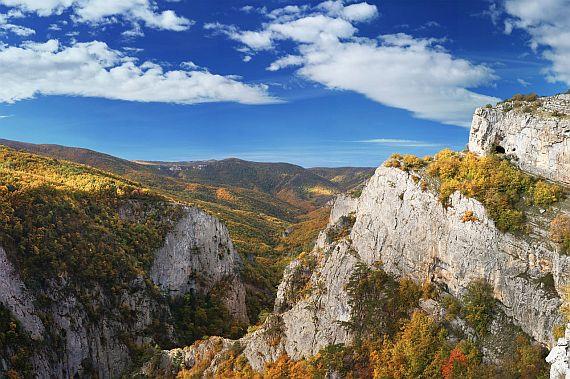 Крым, поход в горы