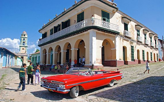 Куба страна праздника