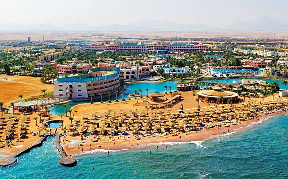 Курорт Хургада в Египте