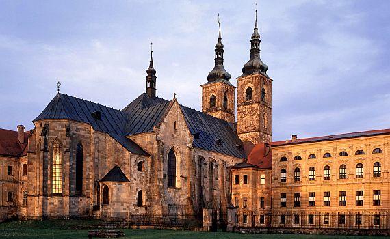 Монастырь Тепла в Чехии