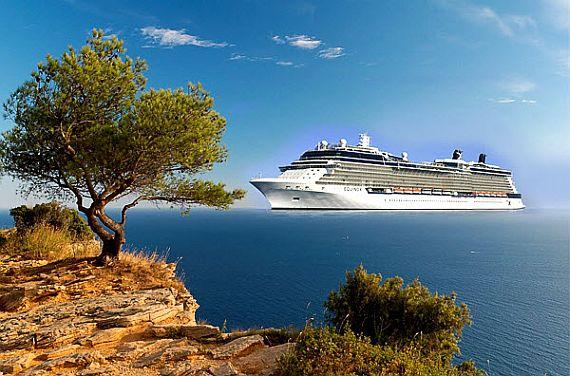 Отдых на круизном лайнере в Чёрном море