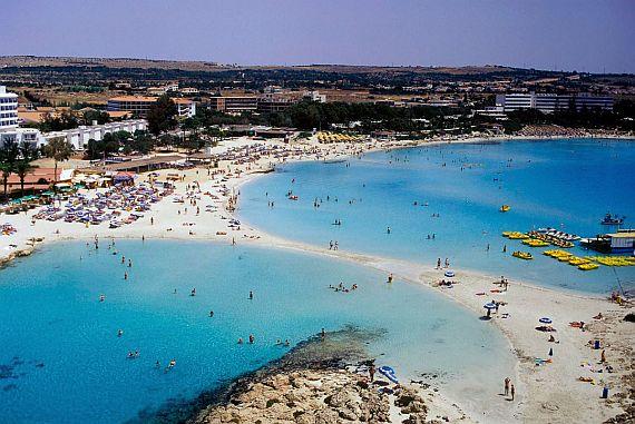 Отдых на острове Кипр