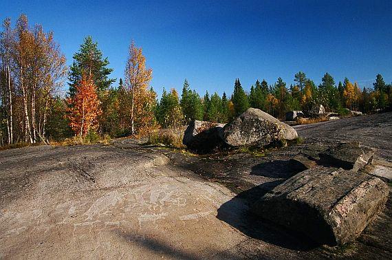 Отдых на природе в Карелии