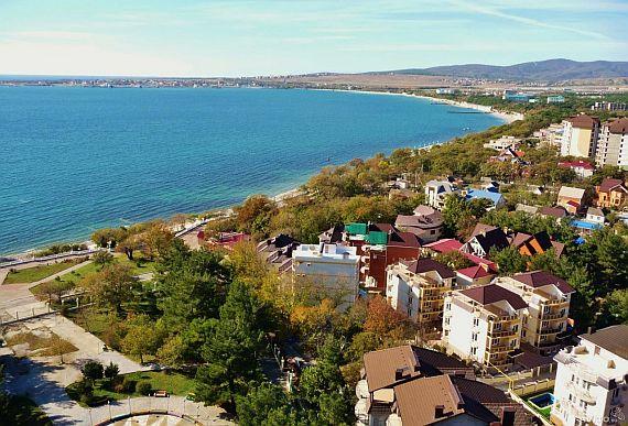 Отдых в России. Черноморское побережье