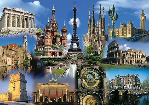 Отдых. Автобусные туры по Европе