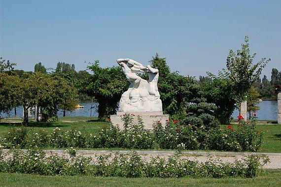 Парк Херастрау в Румынии