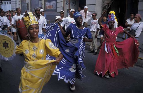 Праздничная Куба