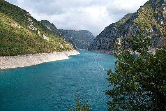 Река Тара Черногория