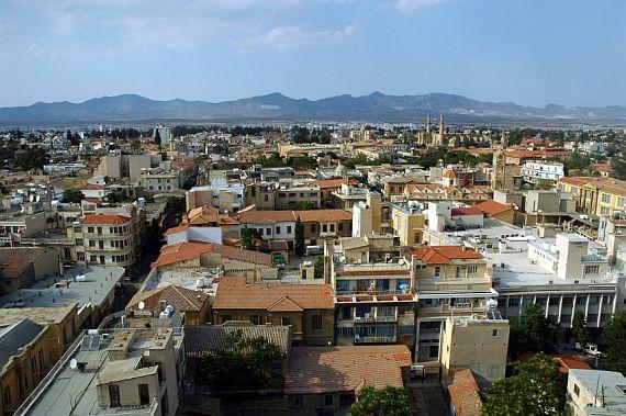 Столица Кипра - Никосия