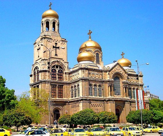 Успенский храм. Варна