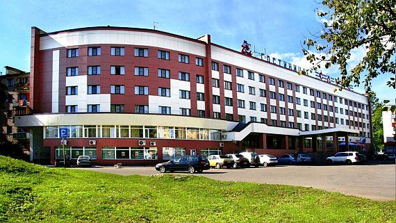 Великий Новгород гостиница Садко
