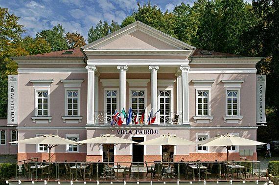 отель Villa Patriot в Марианских Лазнях