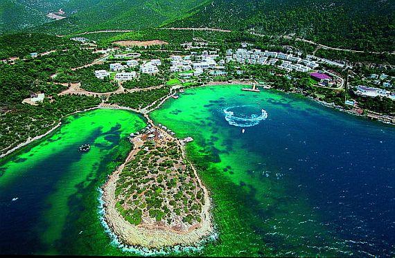 6 популярных курортов Турции