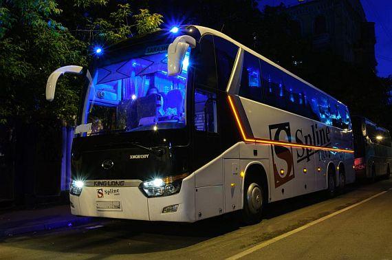 Автобусные туры по городам и странам