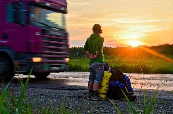 Автостоп как вид путешествия