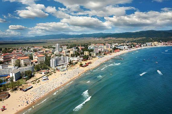 Болгария курорт Солнечный Берег