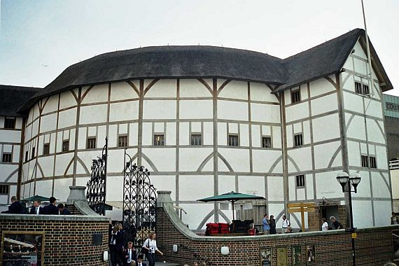 Британский театр Глобус