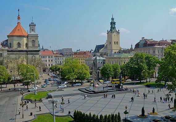 Фото города Львова