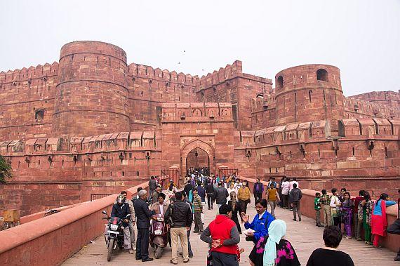 Индия, Красный форт