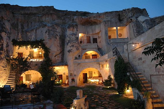 Каппадокия, подземный город