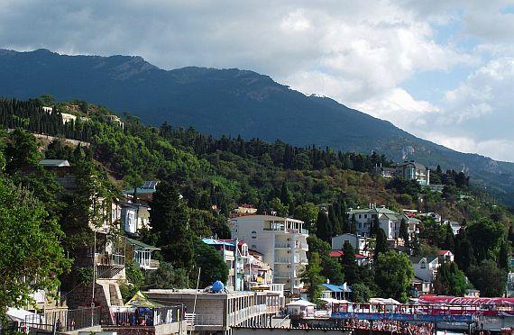 Крым. Отдых в Ялте
