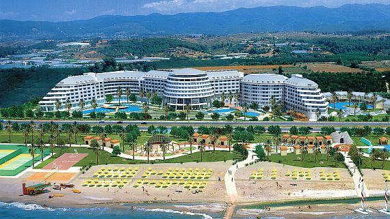Курорт Аланья. Турция