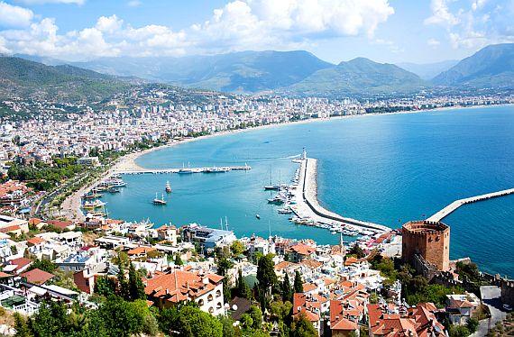 Курорт Анталья. Турция