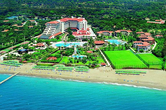 Курорт Белек. Турция