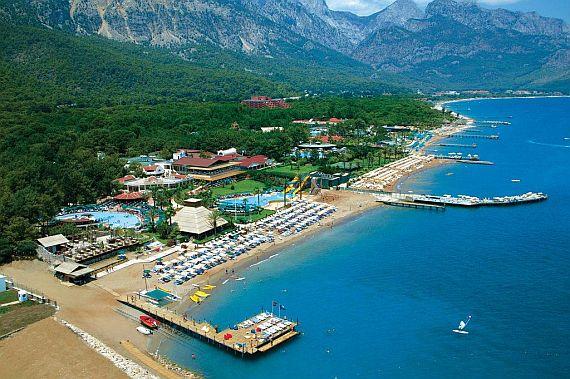 Курорт Кемер. Турция