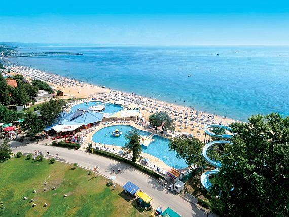 Курорт Солнечный Берег Болгария фото