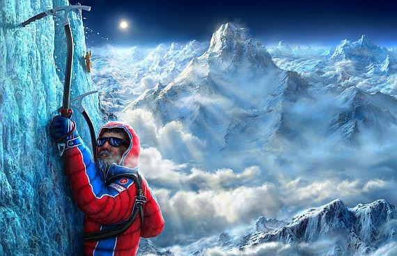 Обмундирование альпиниста или альпинистское снаряжение