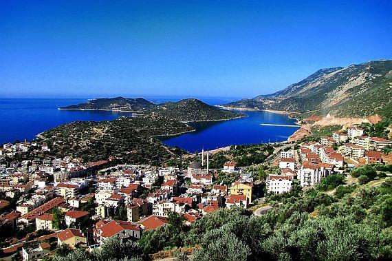 Отдых в Турции лучшие курорты