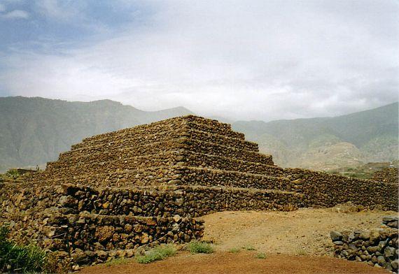 Пирамиды Гуимар Тенерифе