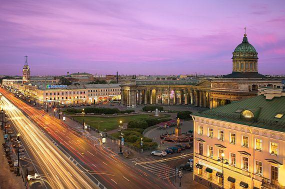 Санкт Петербург Казанский собор фото