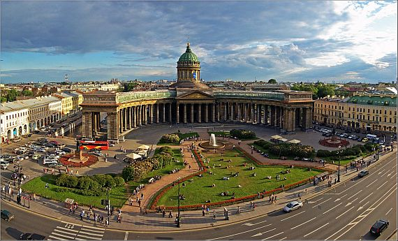 Санкт Петербург центр туризма