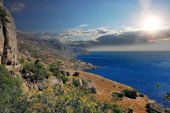 Туристический Крым