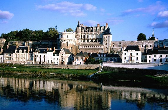 Замок Амбуаз. Франция
