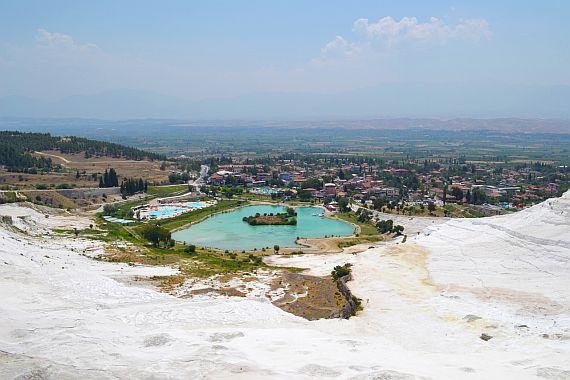 Экскурсия Памуккале в Турции