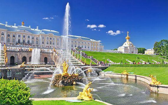 Экскурсия по окрестностям Санкт-Петерьбурга