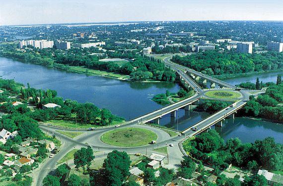Город Первомайск Украина