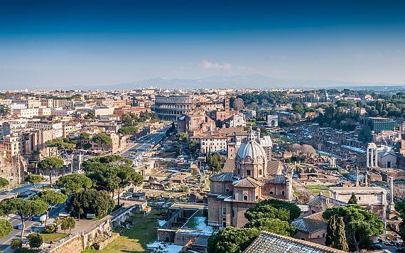 Город Рим и его достопримечательности