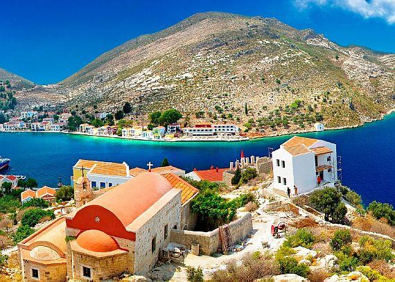 Греция, отдых всей семьей