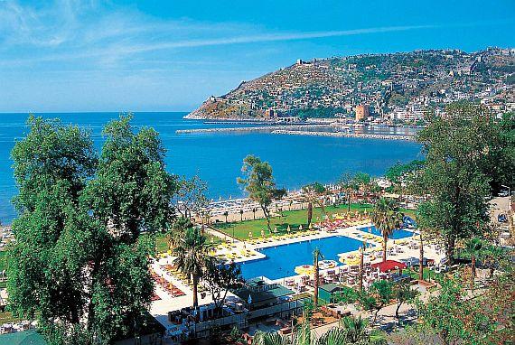 Курорт Анталия. Турция
