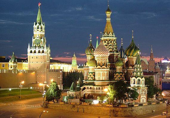Международный туризм в России